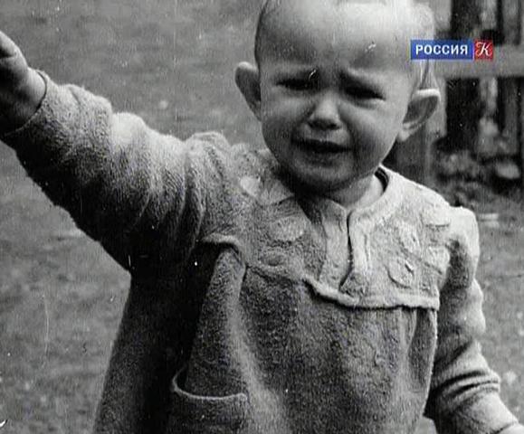 Марина Неелова в детстве