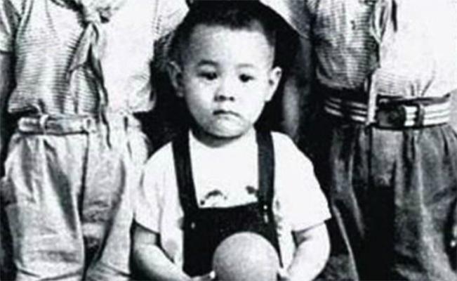 Джет Ли в детстве