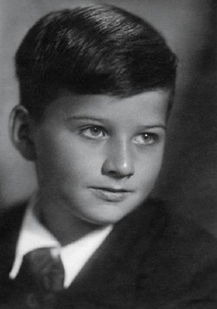 Алексей Рыбников в детстве