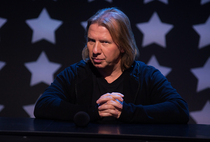 Виктор Дробыш в 2020 г.