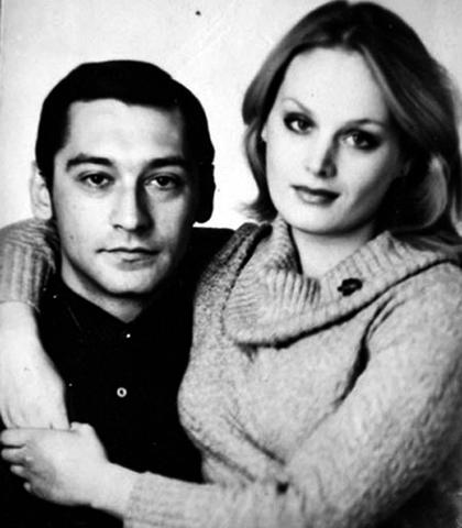 Владимир Тихонов и Наталья Егорова