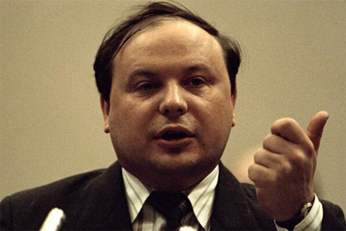 Егор Гайдар в 1990-ые