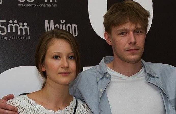 Никита Ефремов и Яна Гладких