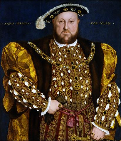 Генрих VIII Тюдор (1540)