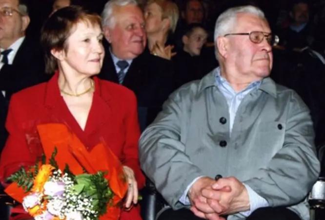 Тамара и Игорь Москвины