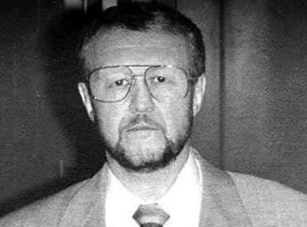 Преступный авторитет Вячеслав Иваньков