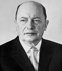 Кулешов Аркадий Александрович