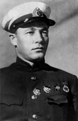 Николай Кузнецов в 1938 г.