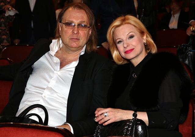 Валентина Пиманова и Леонид Лютвинский