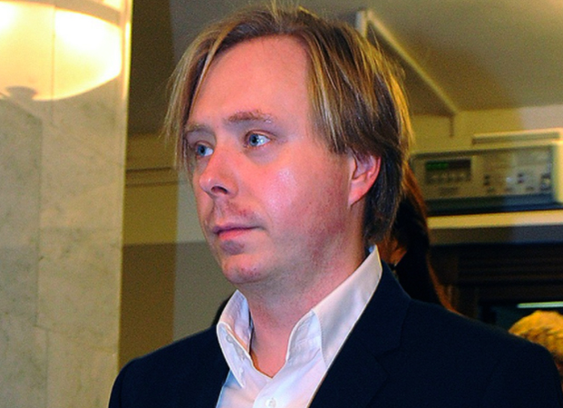 Александр Масляков-младший в наши дни