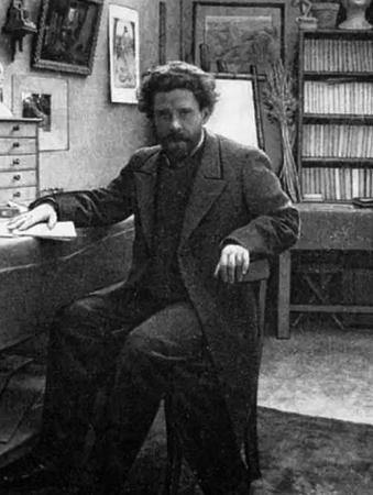Максимилиан Волошин (1909)