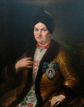 Мать — Наталья Демьяновна