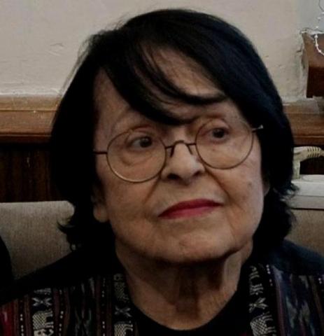 Кира Муратова в старости