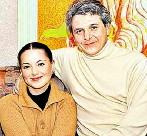 Ольга Будина и Александр Наумов
