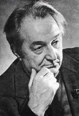 Николай Сладков в старости