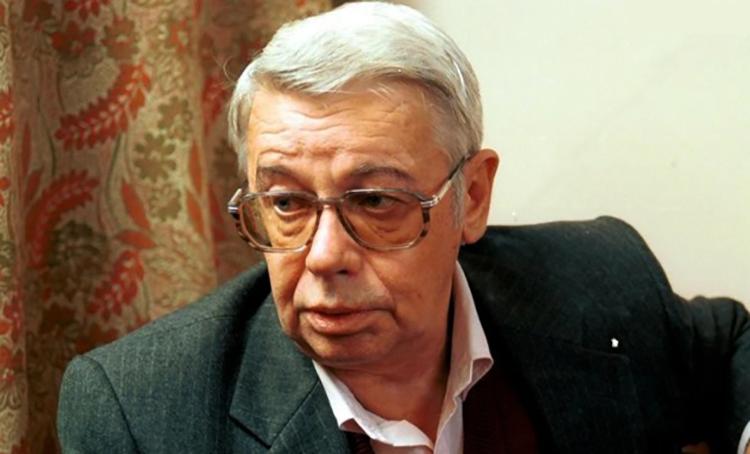 Александр Демьяненко в старости