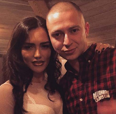 Ольга Серябкина и Оксимирон