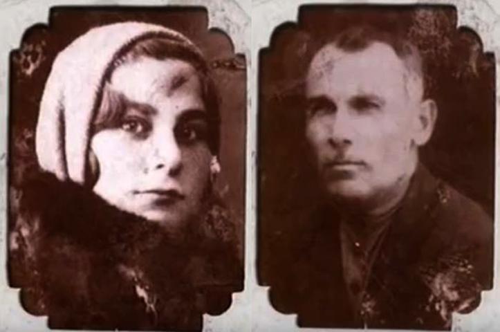 Родители Павла Луспекаева