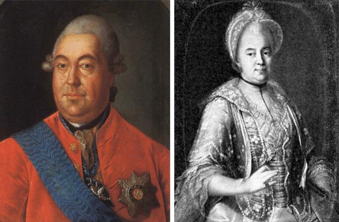 Родители – Роман Илларионович и Марфа Ивановна