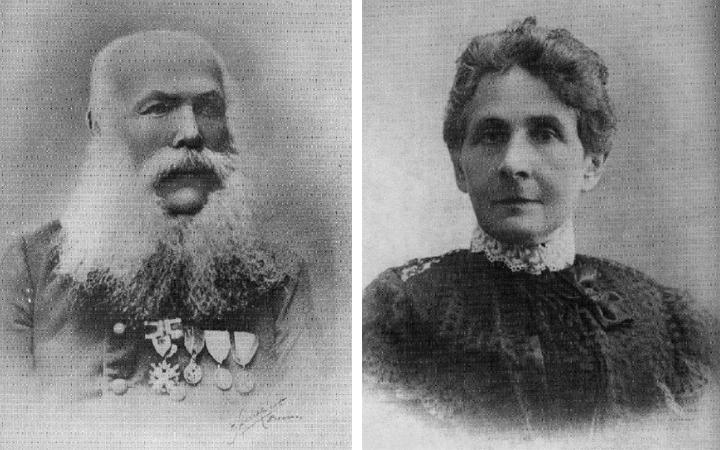 Родители — Иван Ефимович и Елизавета Францисковна