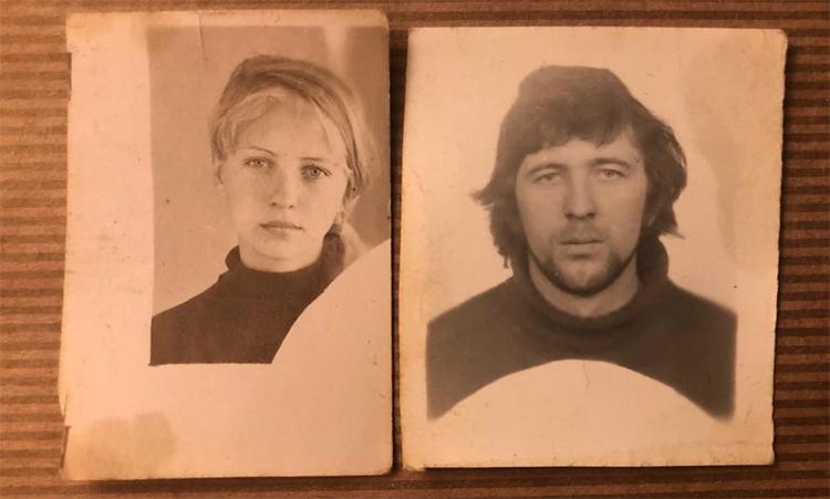 Родители Александра Паля