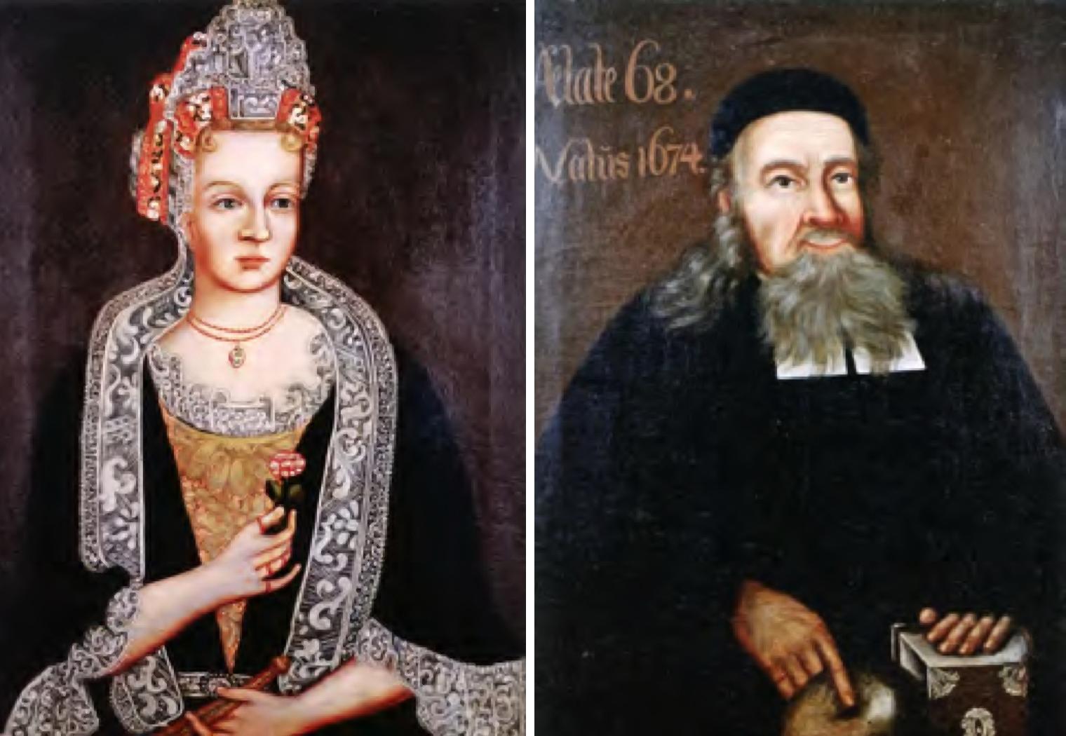 Родители — Кристина Бродерсония и Нильс Линней