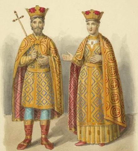 Родители — Василий I и Софья Витовтовна