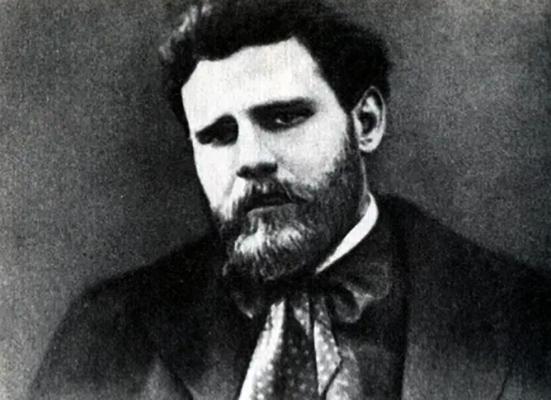Максимилиан Волошин (Париж, 1905)