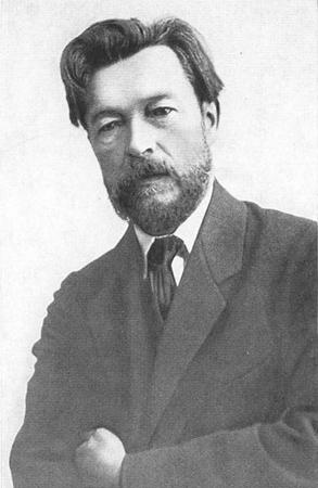 Писатель Вячеслав Шишков