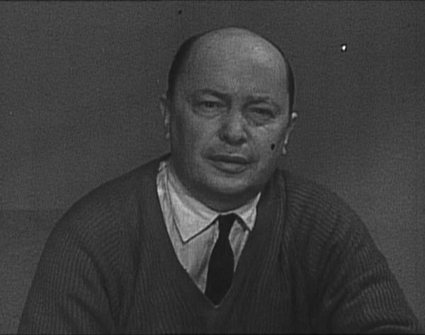 Писатель Аркадий Кулешов