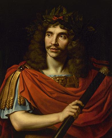 Портрет кисти Н. Миньяра (1656)