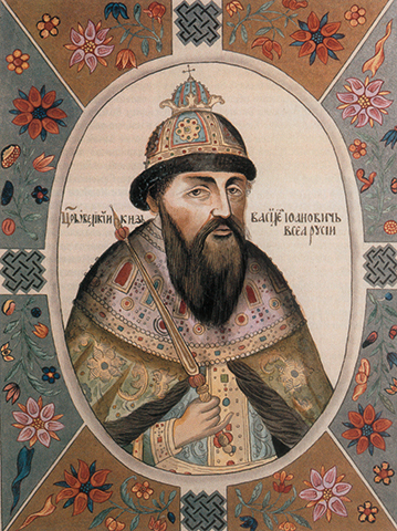 Портрет Василия Шуйского