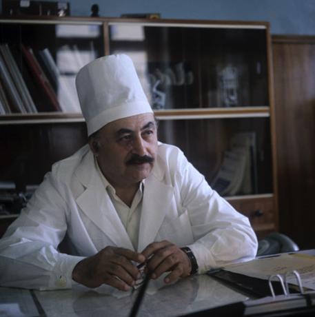 Профессор Гавриил Илизаров
