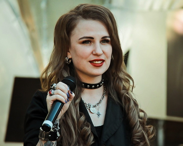 Режиссер Валерия Гай Германика