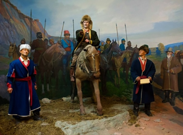 Герой Салават Юлаев