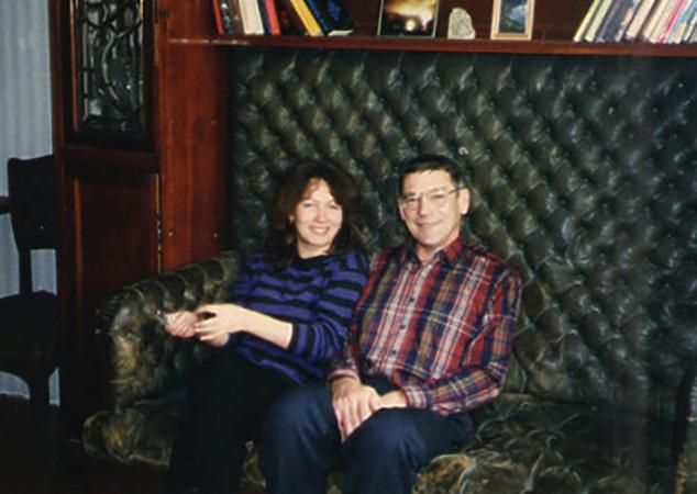 Валерий Приемыхов и Любовь Шутова