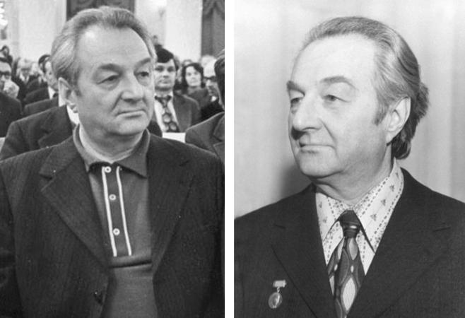 Писатель Николай Сладков