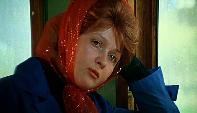 В фильме «Сладкая женщина» (1976)