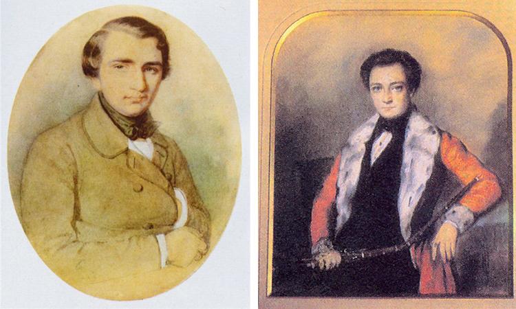 Сыновья — Иван и Николай
