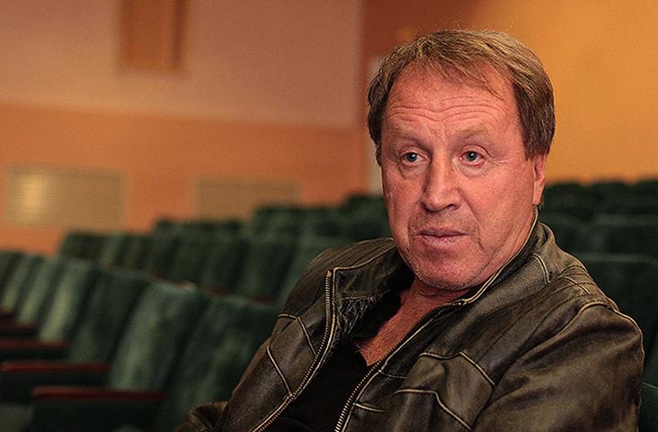 Владимир Стеклов в 2020 г.