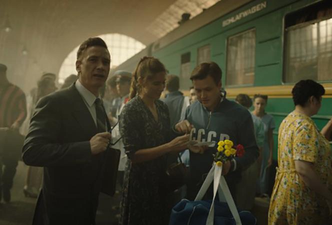 В фильме «Стрельцов» (2020)