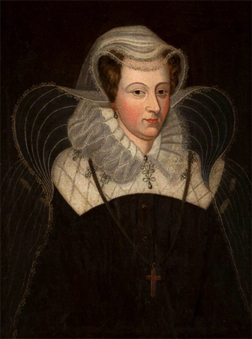 Королева Мария Стюарт