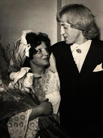 С первой женой Татьяной