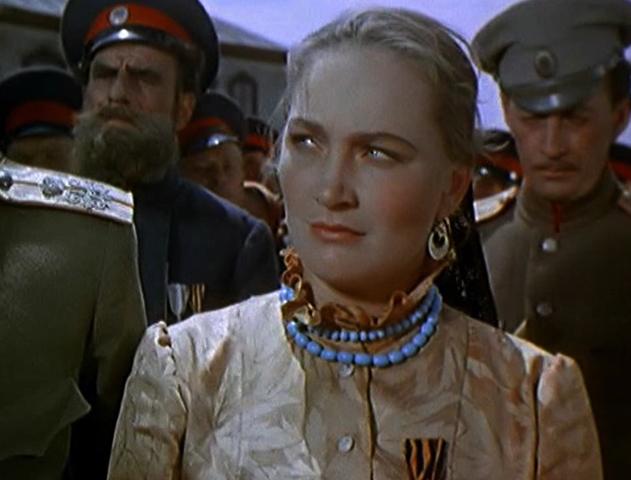 В фильме «Тихий Дон» (1957)