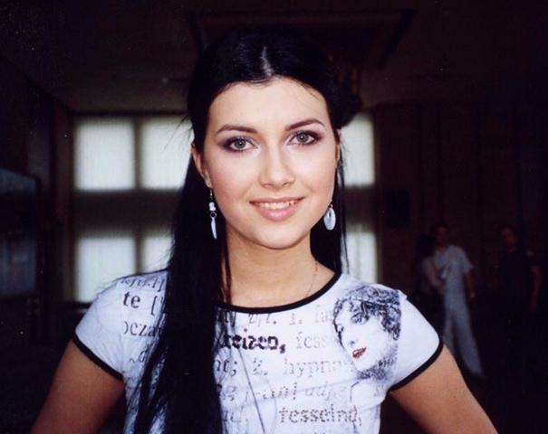 Мария Вебер в юности