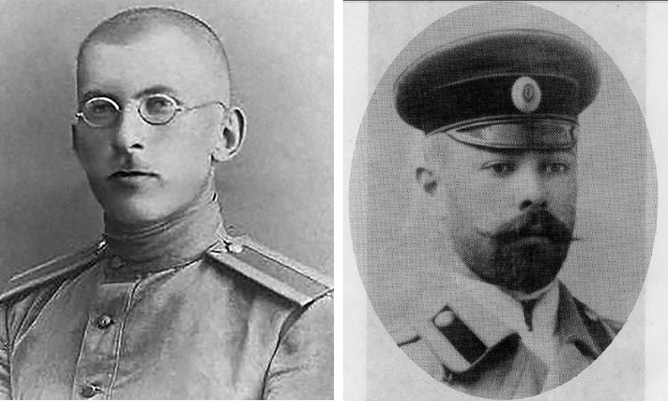 Антон Деникин в юности и молодости