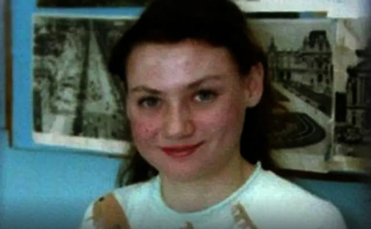 Светлана Яковлева в юные годы