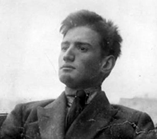 Игорь Курчатов в юности