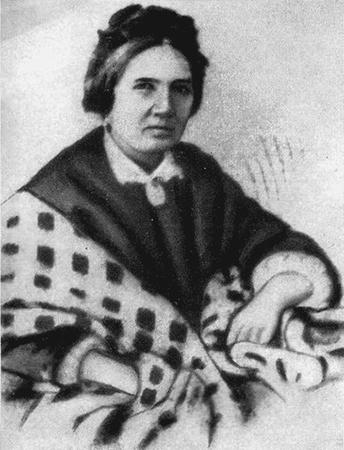 Варвара Алексеевна Моисеева (предполагаемый портрет)