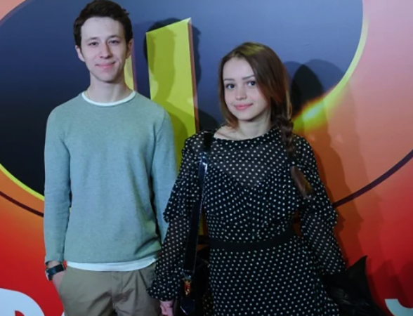 Семен Трескунов и Василина Юсковец